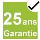 garantie-25an