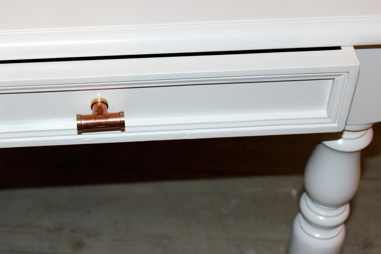 bouton meuble cuivre