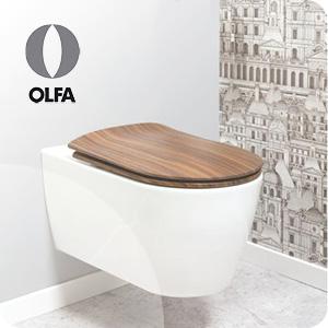 Abattants de WC Olfa