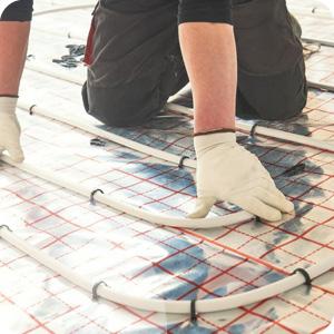 Accessoires de pose plancher chauffant