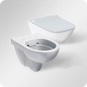 Cuvette WC suspendue