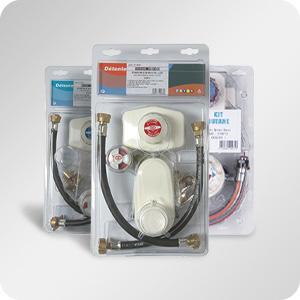 Kit raccordement gaz