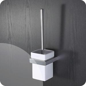 Porte-brosse WC