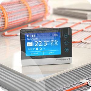 Régulation thermostats PRE