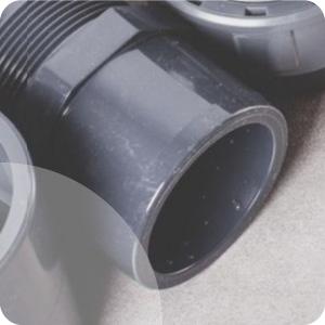 Raccord PVC assainissement