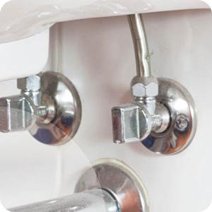 Raccord laiton pour lavabo