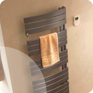 Sèche-serviette mixte