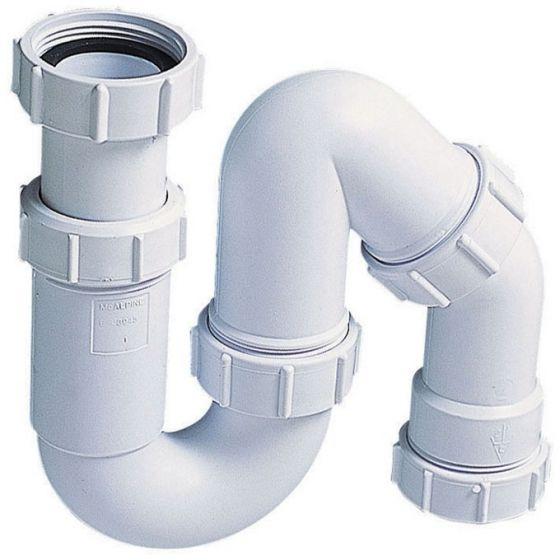 Siphons et accessoires d'évier
