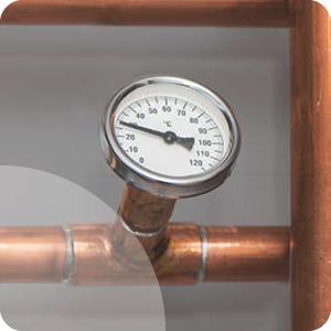 Thermomètre chauffage