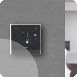 Thermostat d'ambiance pour plancher chauffant