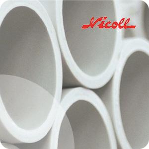 Tubes PVC Blanc Nicoll