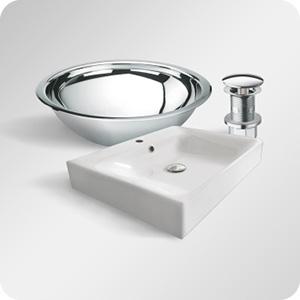 Vasque, lavabo et lave-mains