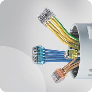 Borne de connexion
