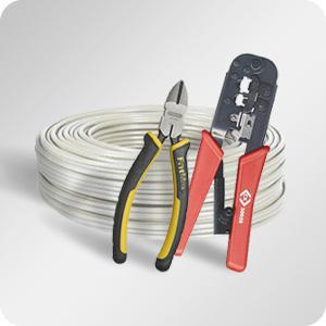 Câble et connectique réseau