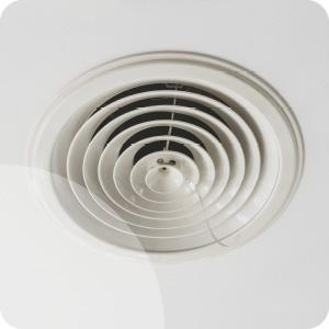 Grille de ventilation PVC