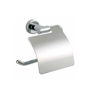 Porte-papier toilette et brosse WC