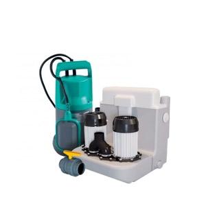 Pompe eau et vide-cave