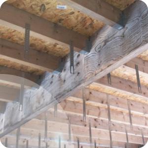 Toiture et plafond