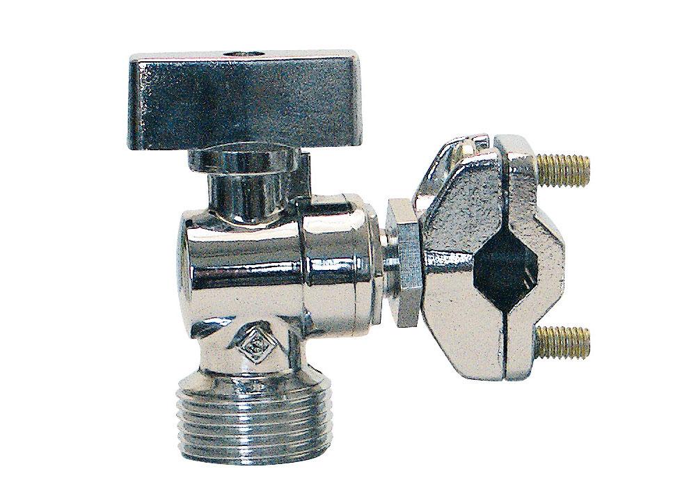 robinet machine à laver 1/4tour autoperceur cuivre 10à14-3/4