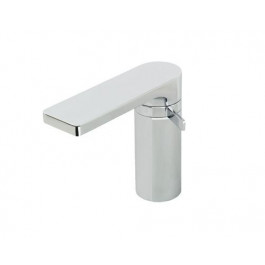 Mitigeur lavabo avec vidage chrome série AROLA