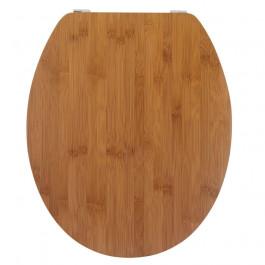 Abattant wc en bois naturel BAMBOO - WIRQUIN