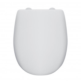 Abattant wc bois OLFA Ariane blanc