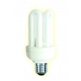 Ampoule éco Fluocompacte 4 Tubes E27 - 18W - 1010Lm - 4000°K