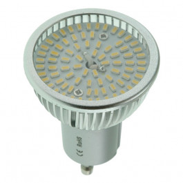 Ampoule Spot LED SMD Blanc chaud - GU10 5,2W 450Lm 3200K