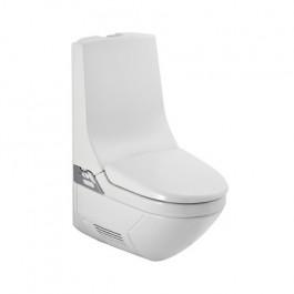WC au sol lavant séchant filtration odeur AquaClean 8000Plus Geberit