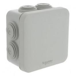 Boîte de dérivation Mureva Box carrée 65x65x45mm - IP55