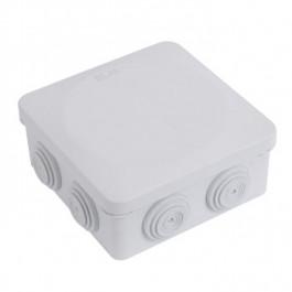 Boite dérivation étanche OPTIBOX tétines IP55 100x100x45mm
