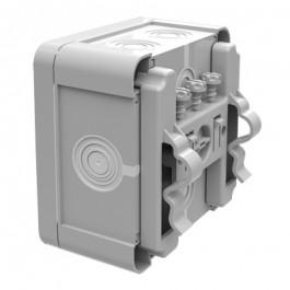 Boite dérivation OPTIBOX membranes IP55 80x80x42mm avec fixation
