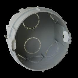 Boitier d'appareillage à sceller à vis Ø 65 Prof.40 mm