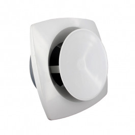 Bouche de ventilation VMC Ø100 à 125mm