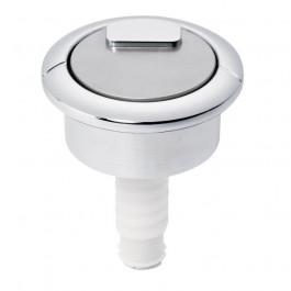 Bouton pour mécanisme wc à étrier double poussoir MVB3