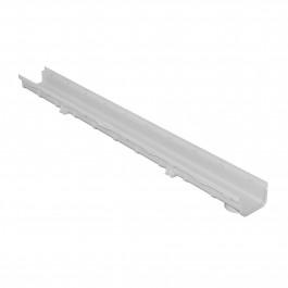 Caniveau PVC série 100 BAS 100x55x1000mm