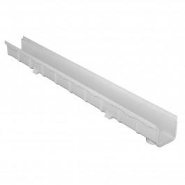 Caniveau PVC série 100 MOYEN 100x75x1000mm