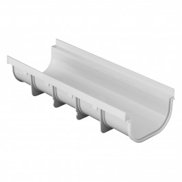 Caniveau PVC série 200 BAS 200x115x500mm