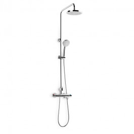 Colonne thermostatique bain-douche VICTORIA-T Roca