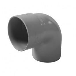 Coude PVC 87°30 MF pour tube de descente Ø100