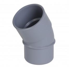 Coude PVC 30° Mâle Femelle NICOLL