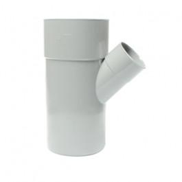 Culotte PVC réduite 45° MF 100/40