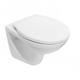 Cuvette compacte pour WC suspendu Polo