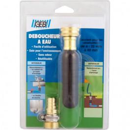 Déboucheur à eau pour canalisations diamètre 32 à 40mm