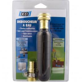 Déboucheur à eau pour canalisations diamètre 40 à 60mm