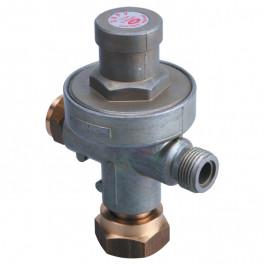 Détendeur Gaz Propane 40kg/h Hte Pression Ent/Verticale G3/4-M20x150