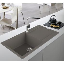 evier de cuisine franke maris fragranit mrg611 xl. Black Bedroom Furniture Sets. Home Design Ideas
