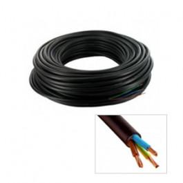 Câble électrique R2V 3G2.5mm² en bobine de 100m