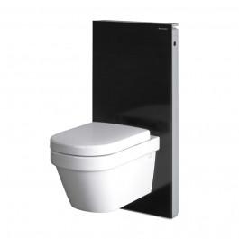 geberit panneau monolith pour wc suspendu noir. Black Bedroom Furniture Sets. Home Design Ideas