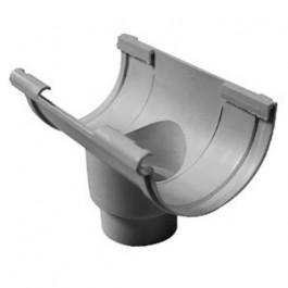 Naissance centrale PVC 16 demi-ronde